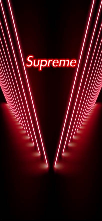 Supreme Neon Wallpapers Phone Cave