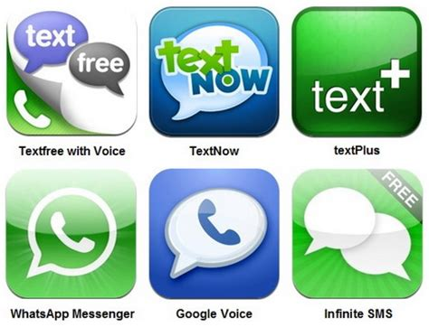 texting apps for iphone texting apps for ipod touch