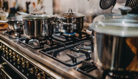 cookware  gas stoves  heat superior control manyeats