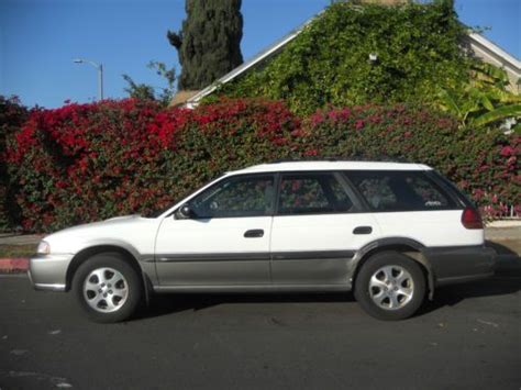 Sell Used 1999 Subaru Legacy Outback Limited Wagon 4-door