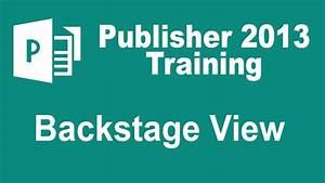 Microsoft Publisher 2013 Training