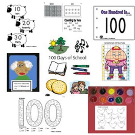 100 days of school activities and printables 100 | 100 days school