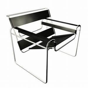 Wassily Kandinsky Chair : chaise wassily marcel breuer 1925 home pinterest kandinsky fils et bauhaus ~ Markanthonyermac.com Haus und Dekorationen