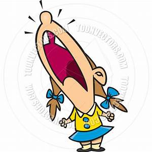 cartoon woman yelling clipart - Clipground