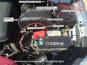 2006 Kia Spectra Lx Fog Light Help