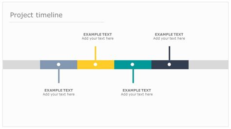 beautiful editable powerpoint timeline template