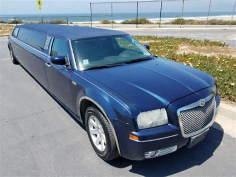 Limo For Sale by New 2006 Chrysler 300 For Sale Ws 10352 We Sell Limos