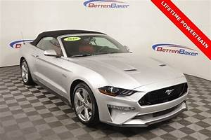 Used 2018 Ford Mustang GT Premium Convertible RWD for Sale (with Photos) - CarGurus