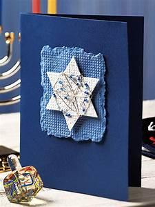 Address Cards Templates Homemade Hanukkah Menorah Cards Family Holiday Net Guide