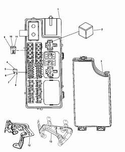 2007 Dodge Caliber Se Fuse Diagram