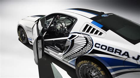 ford mustang cobra jet twin turbo concept wallpapers