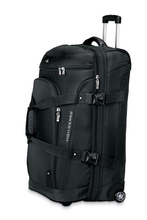 5 Best Rolling Duffel Bag - Make your travel much more ...