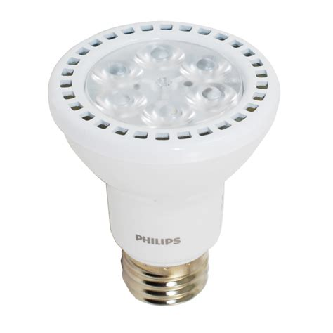 philips airflux 6w par20 2700k spot15 dimmable led light
