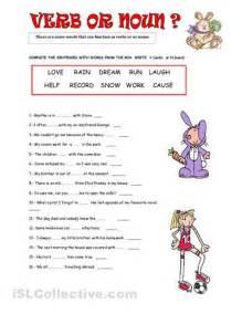 noun printable worksheets noun highschool worksheet images verb or noun worksheet free esl printable worksheets made