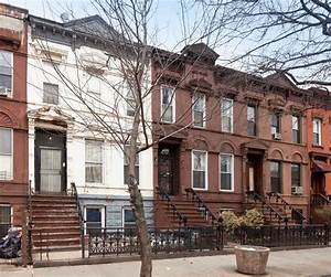 Queen anne style row house - Home design and style