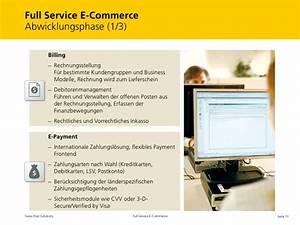 Paymentsolution Rechnung : swiss post solutions full service e commerce ~ Themetempest.com Abrechnung