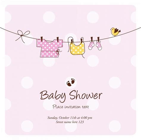 attentiongrabbing save  date baby shower postcards