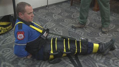 Harrisonburg Police get new restraint system for violent ...