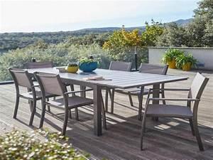 Maison Du Monde Table Jardin : merveilleux table de jardin maison du monde a propos de ~ Teatrodelosmanantiales.com Idées de Décoration