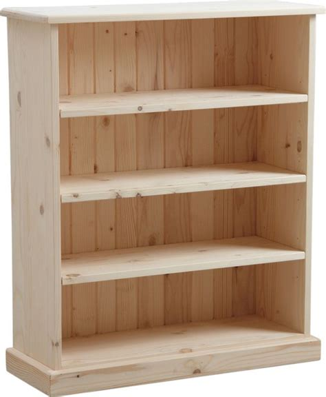 meubles cuisine bois brut meuble bibliothèque bois brut