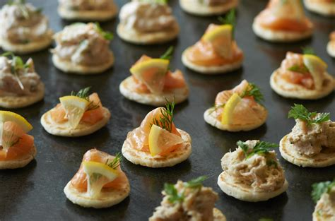 canape s smoked salmon recipes archives the ross jr