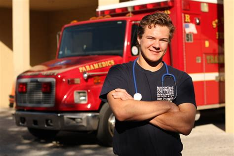 emergency medical technician emt manatee technical college
