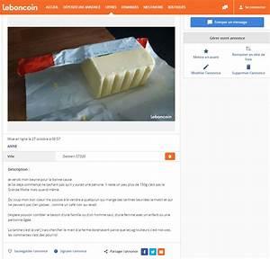 Le Bon Coin Lorraine Bricolage : une lorraine vend son beurre sur le bon coin pour la bonne ~ Dailycaller-alerts.com Idées de Décoration