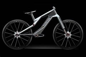 Canyon Orbiter Urban Concept Bike Pulls Together Magnetic