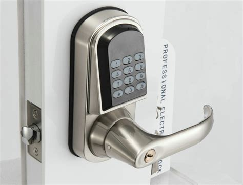 keyless door entry remote electronic digital code keyless keypad