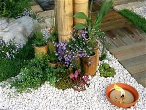 vegetal mineral scenes jardin tout With modele de rocaille pour jardin 1 mon jardin en automne suite