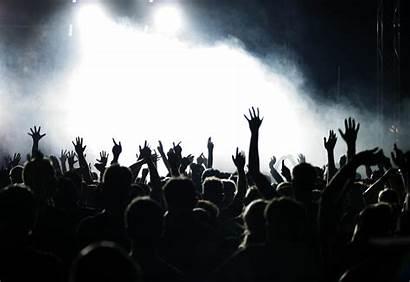 Concert Crowd Hands Wallpapers Wallhere