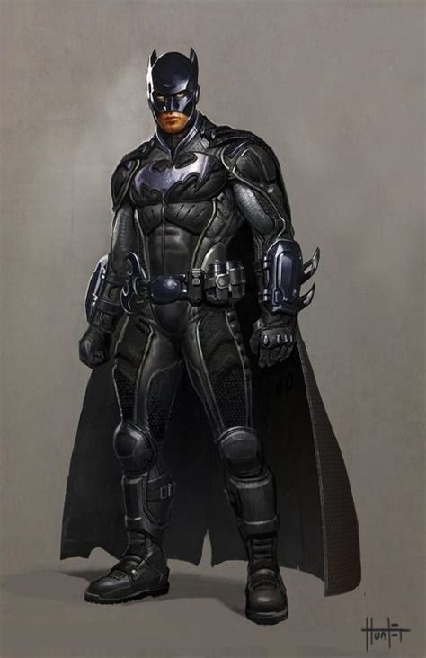 batman fan art batman dc concept art  hunter