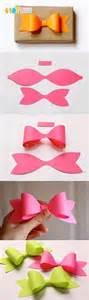 Gift Wrapping Ribbon Bows