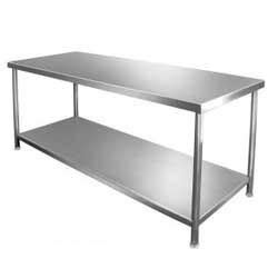 stainless steel kitchen work tables india ss kitchen work table kitchen dining furniture