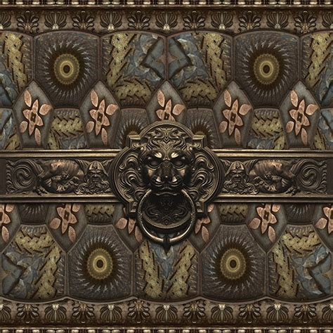 Filling an empty wall doesn't have to be expensive. 2D Seamless Game Texture Samples on Behance