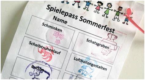 spiele kindergeburtstag 7 spiele und spielepass f 252 r kindergeburtstag kinderparty
