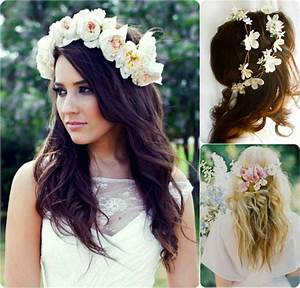 6 Ideas For Beautiful And Romantic Wedding Hairstyles With