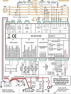 A242 Onan Battery Charger Wiring Diagram