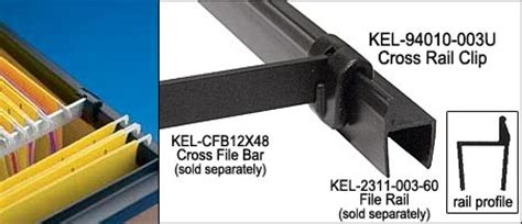 keller products   keller cross rail clip