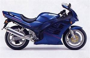 The Suzuki Rf600 And Rf900