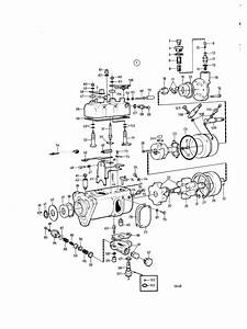 Fuel Injection Pump For 1   2011 Volvo Penta Md7a