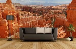Poster Mural Nature : wall murals posters bryce canyon utah mcp1111en ~ Teatrodelosmanantiales.com Idées de Décoration