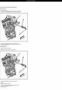 2004 Buick Rainier Code Po0016 Has Replace Cam Crank Shaft