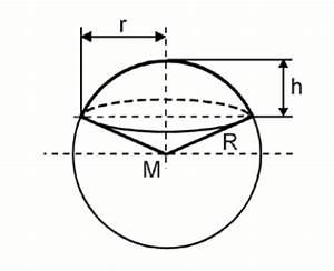 Rotationskörper Volumen Berechnen : dreifachintegral berechnen kugelausschnitt mathelounge ~ Themetempest.com Abrechnung