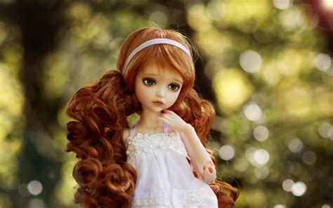 Animated Dolls Wallpapers - top best beautiful doll hd wallpapers images