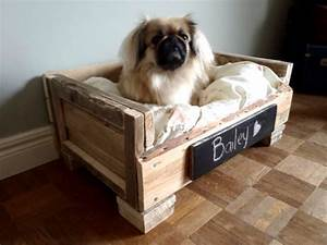 15 super cute wood pallet dog beds creative spotting With super cute dog beds