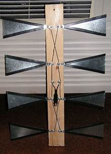 Antena Tv  Homemade Tv Antenna