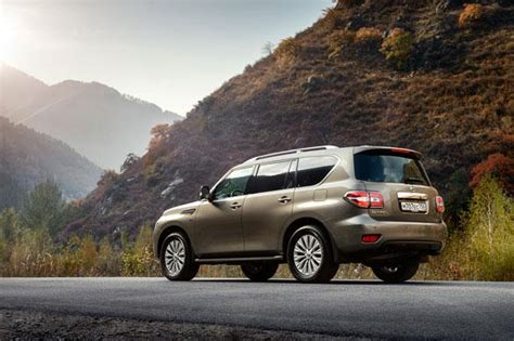 Check spelling or type a new query. Nissan Patrol V6 Platinum: Appealing to a broader base ...