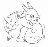 Dragon Egg Coloring Roll Eggs Dragonvale Chrome Template Deviantart Sketch sketch template