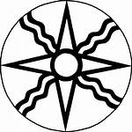 Civilization Symbols Mesopotamian Clipart Gods Transparent Mesopotamia